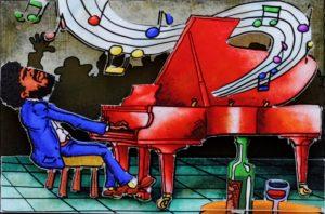 PIANO MAN - Branko
