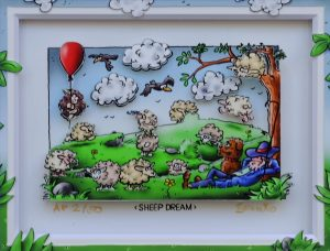 SHEEP DREAM - Branko