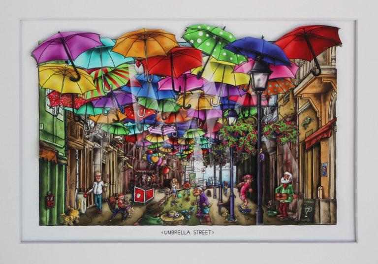 UMBRELLA STREET - Branko