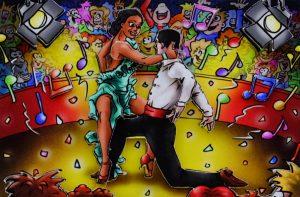 WHEN MOTSI DANCES - Branko